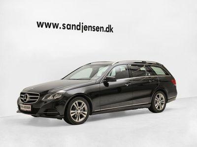 usado Mercedes E220 2 CDi Avantgarde st.car aut.