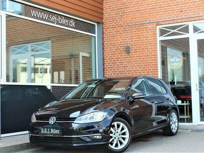 brugt VW Golf 1,5 TSI BMT EVO Highline DSG 150HK 5d 7g Aut. A+