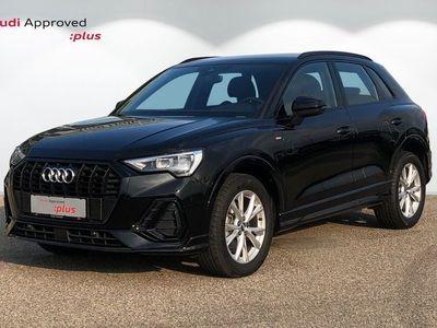 brugt Audi Q3 35 TDi S-line S-tr.