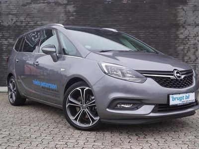 brugt Opel Zafira 1,6 Turbo Enjoy Start/Stop 136HK 6g