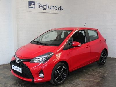 brugt Toyota Yaris VVT-i Style Edition