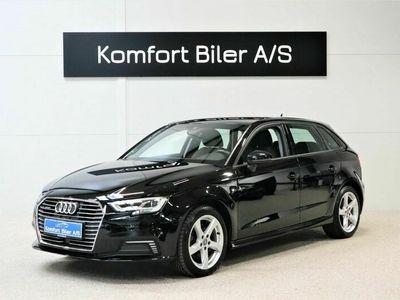 brugt Audi A3 Sportback e-tron Sport S-tr. 1,4