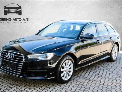 käytetty Audi A6 Avant 2,0 TDI 190HK Stc 6g - Personbil