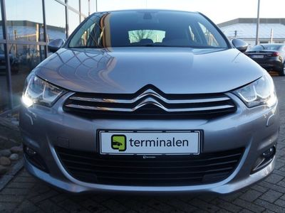 gebraucht Citroën C4 1,2 PT 110 Feel Complet