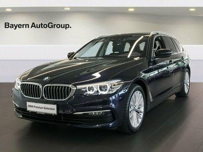 usado BMW 520 d 2,0 Touring aut.