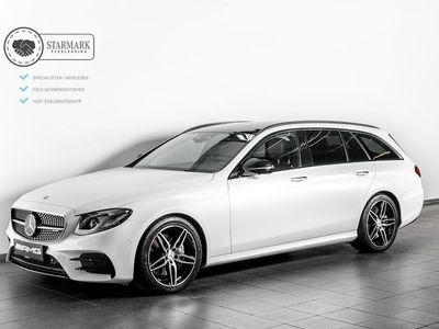 brugt Mercedes E43 AMG 3,0 AMG stc. aut. 4-M