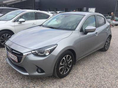 gebraucht Mazda 2 1.5 116 HK Optimum