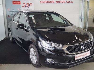 brugt DS Automobiles DS4 1,6 BlueHDi 120 Style