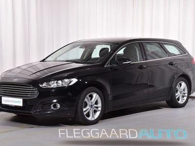 brugt Ford Mondeo 2,0 TDCi Titanium Powershift Fleet 180HK 5d
