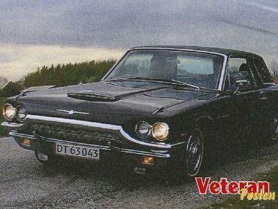 brugt Ford Thunderbird V8 300HK