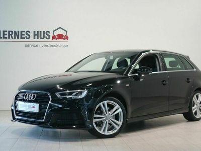 brugt Audi A3 Sportback TFSi Sport Limited quattro