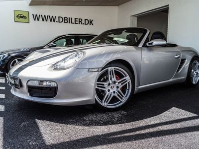 second-hand Porsche Boxster 2,7 Tiptr.