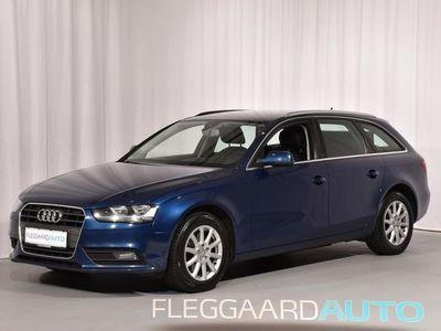 brugt Audi A4 Avant 2,0 TDI Multitr. 150HK Stc 8g Trinl. Gear