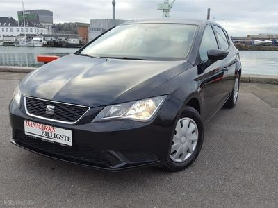 used Seat Leon 1,2 TSI Ecomotive Style 105HK 5d 6g