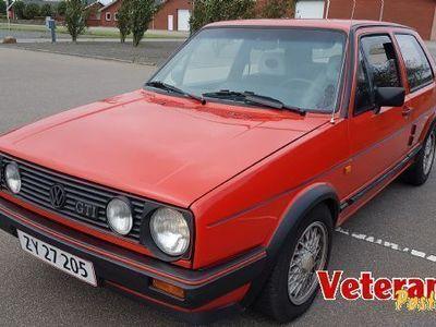 brugt VW Golf II GTI 1,8 8v