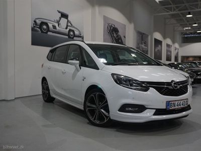 brugt Opel Zafira Tour 1,4 Turbo INNOVATION 140HK 6g