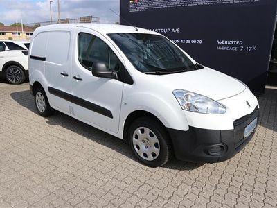 brugt Peugeot Partner L1 Flexpack 1,6 BlueHDi Start/Stop ESG 100HK Van 6g Aut.