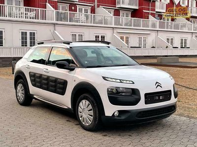 brugt Citroën C4 Cactus 1,2 110hk kun 38000km