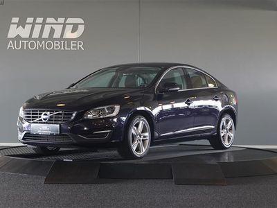 brugt Volvo S60 2,0 D4 Eco Momentum 190HK 6g