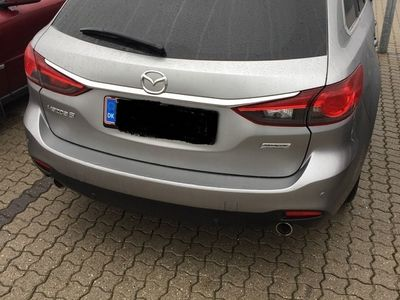 brugt Mazda 6 2,2 SKYACTIV-D 150 hk Stationcar aut.