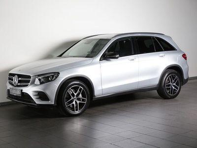 brugt Mercedes GLC350 d 3,0 Night Edition aut. 4-M