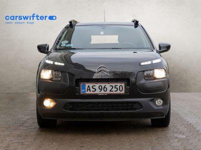brugt Citroën C4 Cactus 1,6 e-HDi 92 Feel ETG6 5d