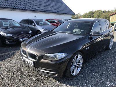 brugt BMW 525 d Touring 2,0 D 218HK Stc 8g Aut.
