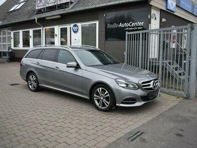 used Mercedes E220 2 CDi stc. aut.