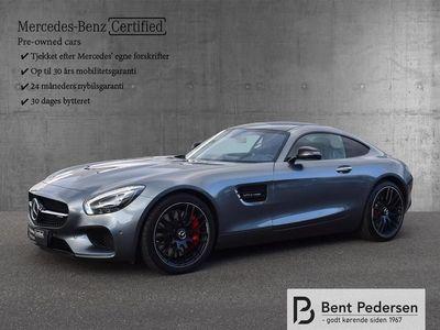 brugt Mercedes AMG GT S 4,0 V8 AMG Speedshift 510HK 2d 7g Aut. F