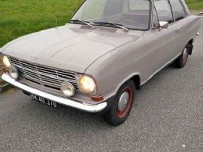 brugt Opel Kadett B 1,1 super