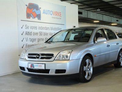 brugt Opel Vectra 2,2 16V Comfort 147HK