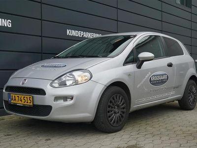 gebraucht Fiat Punto 1,3 MJT 85HK 5d