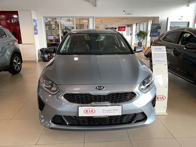 brugt Kia cee'd SW 1,4 T-GDI Attraction 140HK Stc 6g