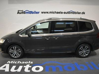 käytetty VW Sharan 2,0 TDi 150 Highline DSG