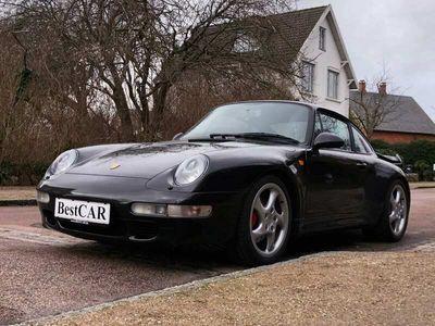 brugt Porsche 993 Turbo