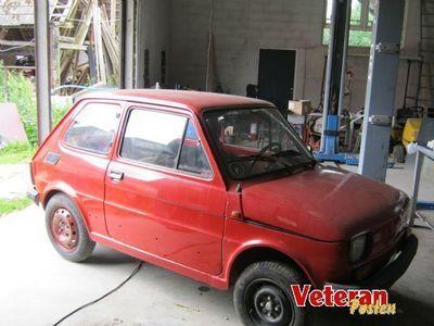 brugt Fiat 126 Fiat 126