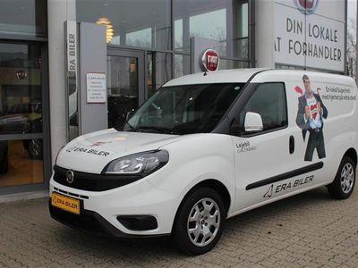 brugt Fiat Doblò L2 1,3 MJT Professional Plus 5g 95HK Van