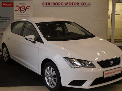 used Seat Leon 1,6 TDi 105 Reference