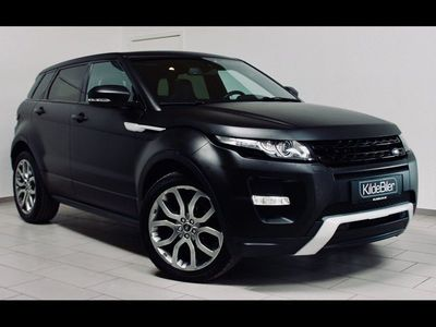 brugt Land Rover Range Rover evoque 2,0 Si4 240 Dynamic aut.