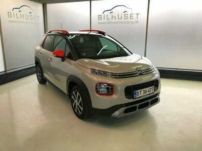 brugt Citroën C3 Aircross 1,2 PT 110 Feel+