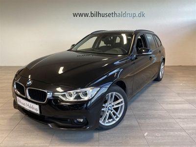 brugt BMW 320 d Touring 2,0 D Steptronic 190HK Stc 8g Aut.