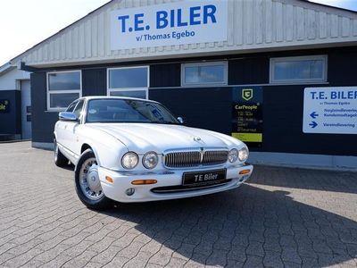 brugt Jaguar XJ8 4,0 Sovereign 284HK Aut.