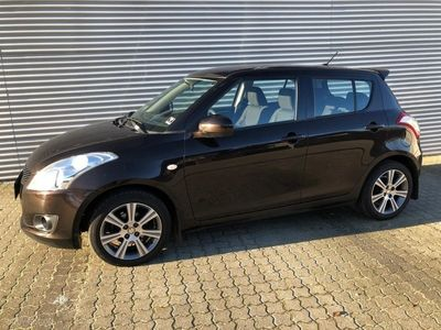 käytetty Suzuki Swift 1,2 16V ECO+ Cruise S 94HK 5d