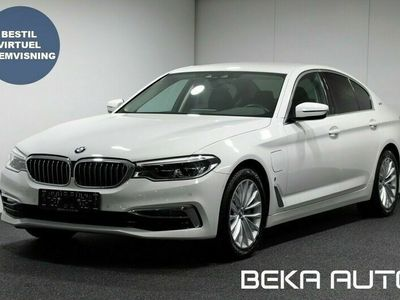 brugt BMW 530 e iPerformance Luxury Line aut.