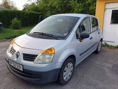 brugt Renault Modus 1,2 16V 1,2