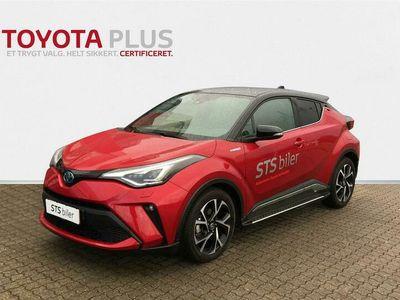 brugt Toyota C-HR 2.0 hybrid (184 hk) aut. gear C-LUB Premium