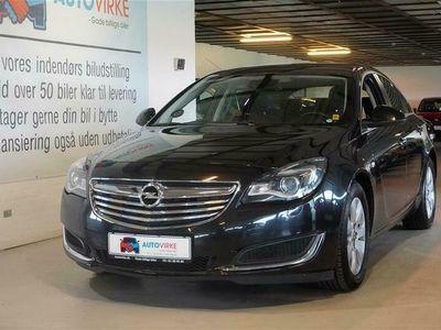 brugt Opel Insignia 2,0 CDTI Edition Start/Stop 120HK 6g