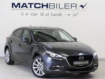 begagnad Mazda 3 2,0 Skyactiv-G Optimum 120HK 6g Aut.