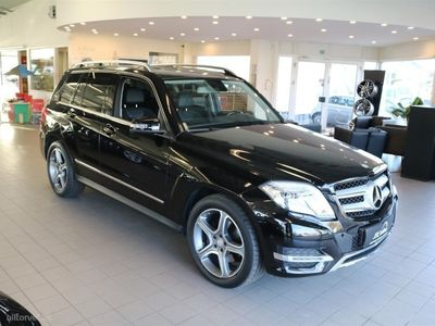 second-hand Mercedes GLK220 2,1 Bluetec 4-Matic 7G-Tronic Plus 170HK 5d 7g Aut.