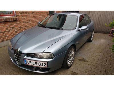 used Alfa Romeo 156 2,0